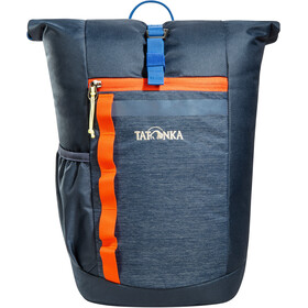 Tatonka Rolltop Pack 14 Backpack Kids, blauw